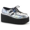CREEPER-218 Silver Hologram